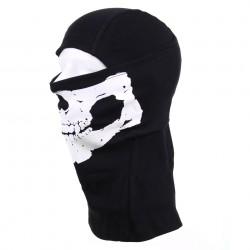 Cagoule skull noire | 101 Inc