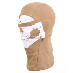 Cagoule skull tan | 101 Inc
