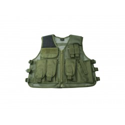 Gilet tactique recon OD | Strike Systems