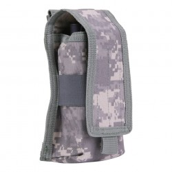 Poche radio camouflage ACU   101 Inc