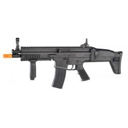 Réplique airsoft FN Scar-L noir, ressort   Cybergun