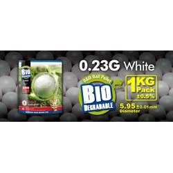 Billes bio 0,23 g en sachet de 1 Kg   G&G