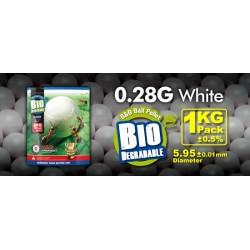 Billes bio 0,28 g en sachet de 1 Kg   G&G