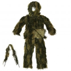 Ghillie Special forces camouflage woodland | Fosco