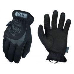 Gants Fast-fit noir | Mechanix