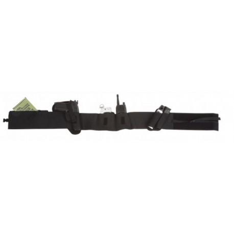 Ceinture holster discret 2ET droitier noire   Vega holster