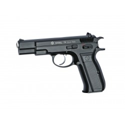 Réplique airsoft CZ75, gaz blow back | ASG