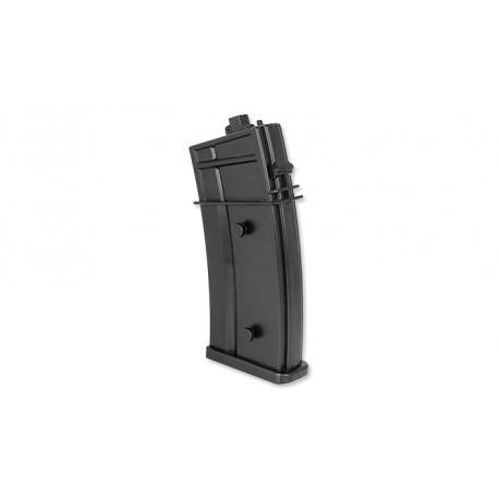 Chargeur 400 billes pour réplique airsoft H&K G36 C IDZ électrique non blow back | Umarex