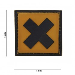 "Patch 3D PVC ""Irritant"", 101 Inc"