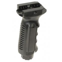 Poignée verticale avec emplacement pour batterie | Swiss Arms