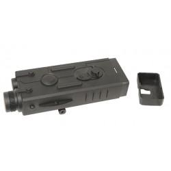 Batterie case type PEQ, Swiss Arms