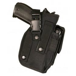 Holster de ceinture noir ambidextre, Swiss Arms