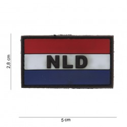 """Patch 3D PVC """"Hollande"""", 101 Inc"""