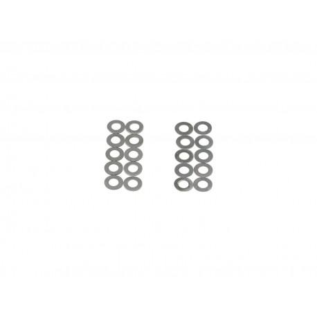 Shim set, 10 x 0,15 mm et 10 x 0,30 mm | Ultimate