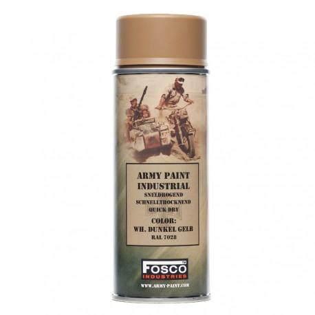 Bombe de peinture 400 ml en spray - Différents coloris, Fosco