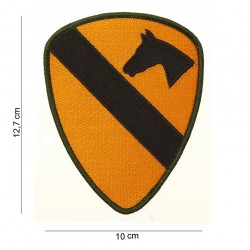 "Patch tissus ""US cavalry"", 101 Inc"