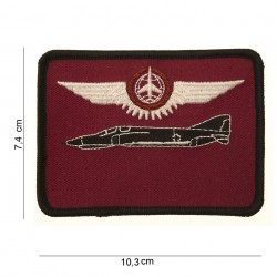"Patch tissus ""Jet fighter"", 101 Inc"