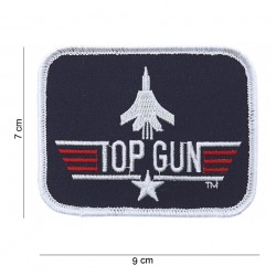 "Patch tissus ""Top Gun"", 101 Inc"