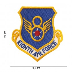 """Patch tissus """"Eight airforce"""", 101 Inc"""