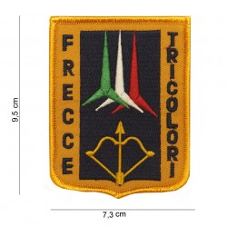 """Patch tissus """"Frecce tricolori"""", 101 Inc"""