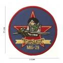 """Patch tissus """"MIG-29"""", 101 Inc"""