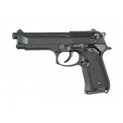 Réplique airsoft M9, gaz blow back | ASG