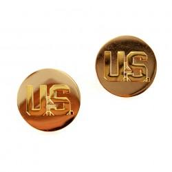 """Boutons de col """"US"""", 101 Inc"""