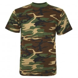 T-shirt - Différents camouflages, 101 Inc