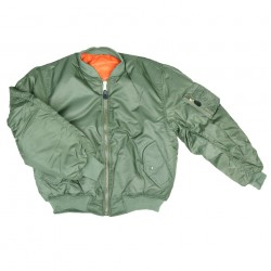"Veste aviation ""MA-I"" - Différents coloris, 101 Inc"