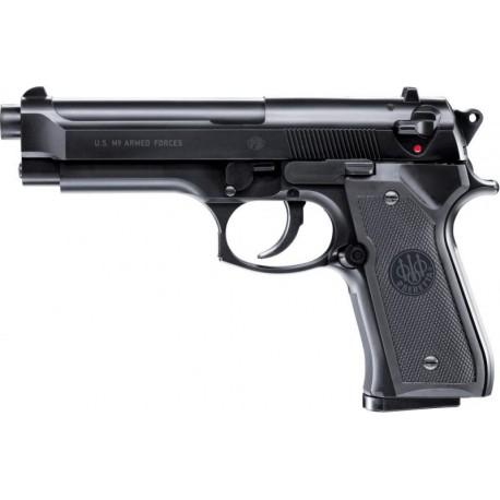 Réplique airsoft Beretta M9 World Defender, ressort   Umarex