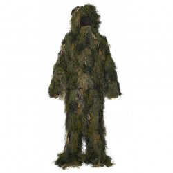 Ensemble ghillie camouflage woodland | 101 Inc