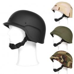 """Casque """"M88"""" noir avec 3 couvres casques   101 Inc"""