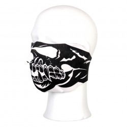 Masque néoprène demi skull big mouth | 101 Inc