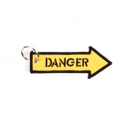 """Porte-clés """"Danger""""   101 Inc"""
