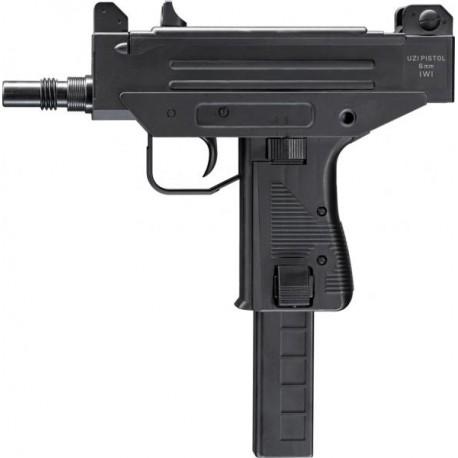 Réplique airsoft IWI Uzi pistol électrique non blow back | Umarex