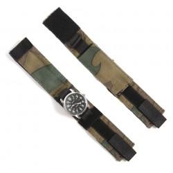 Bracelet montre - Différents coloris et camouflages   101 Inc