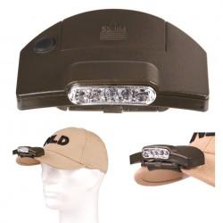 Lampe de casquette OD 5 led | 101 Inc