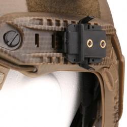Adaptateur noir X300 pour casque | 101 Inc