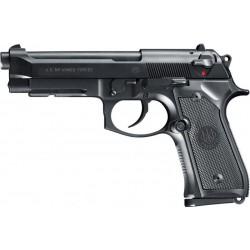Réplique airsoft Beretta M9, gaz blow back, Umarex