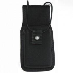 Pochette noire pour talkie walkie | 101 Inc