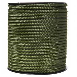 Corde utilitaire en rouleau 5 mm x 60 m - Différents coloris et camouflages | Fosco