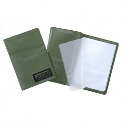 Porte documents A6 vert | 101 Inc