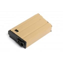 Chargeur tan 190 billes pour réplique airsoft GR16 électrique | G&G