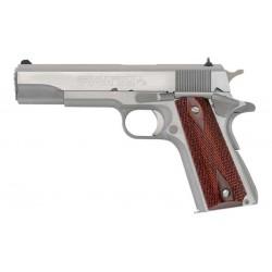 Réplique airsoft Colt 1911 series 70TM silver, CO2 blow back   Cybergun