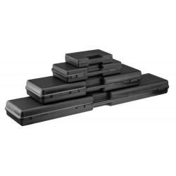 Mallette de transport ABS noire 45 x 21 x 9 cm | Europ-Arm