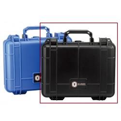 Mallette de transport ABS noire 300 x 220 x 85 mm | G&G