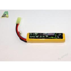 Batterie 1 stick Li-Po 11,1 V - 1100 mAh, A2 Pro