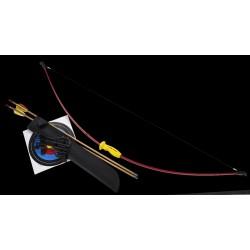 Arc fibre 112 cm 20-25 livres | Fun line