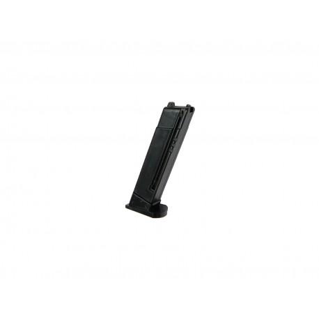 Chargeur 12 billes pour réplique airsoft M92 FS ressort | ASG