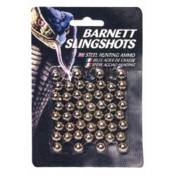 Billes acier 9 mm par 50 | Barnett